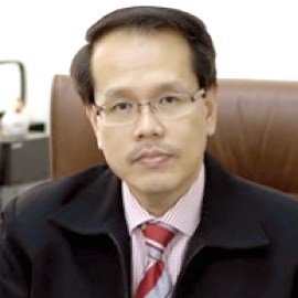 Professor Zulkifli Idrus (Project Advisor)